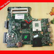 Original 605748-001 Fit For HP Compaq CQ 320 420 620 laptop motherboard GL40 Motherboard s478 ddr3 100% Tested