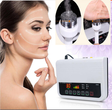 NEW 22W High Power Ultrasound Machine Ultrasonic Anti Aging Facial Massager Skin Care Spa Salon Home Beauty Equipment