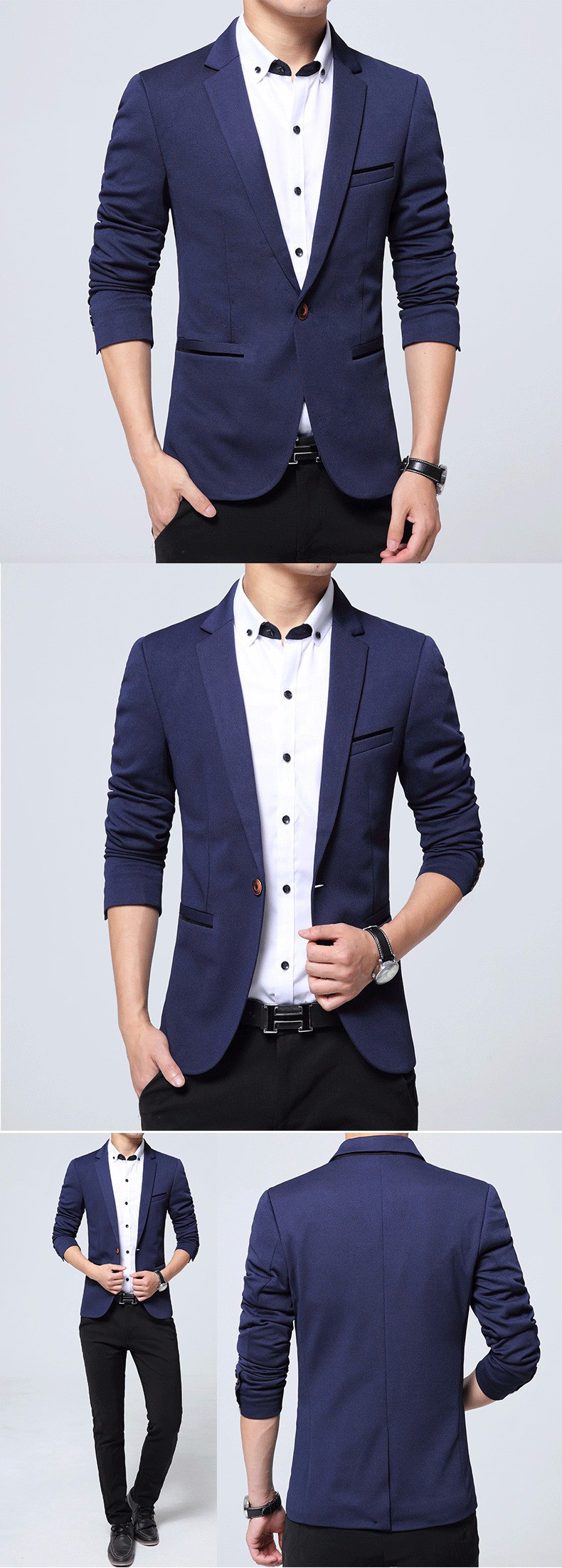HTB1.5nNRpXXXXXqXXXXq6xXFXXX3 - HCXY модные Для мужчин Блейзер Повседневные комплекты одежды Slim Fit пиджак Для мужчин весна костюм Homme, TERNO masculin Блейзер, куртка