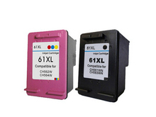 Ink Cartridge Black & Color For HP 61 XL use for HP 61 DeskJet 1000 3000 1050 1055 2050 3050 Printer(China)