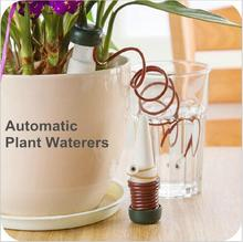 1 Pcs / Pack, Indoor Auto Drip Irrigation Watering System Automatic Drip Waterer Spike For Houseplant Tv Novelty Households(China)