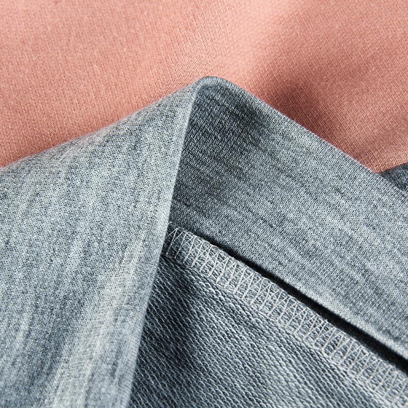 Sweatshirt, Women's Sweatshirt Patchwork Pullover 12