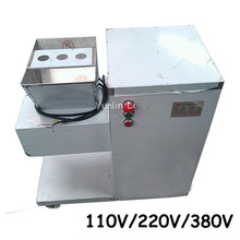 110/220/380V Food Processors, Meat Slicer, Meat Cutter, 800kg/hr Meat Processing Machine QW