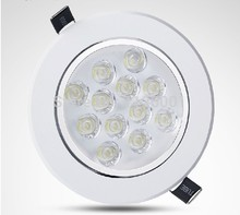 2015 Ceiling Lamp Spot Led Downlight 4pcs/lot Led Down Light Epistar Chip Advantage Product,high Quality Light.3years Warranty(China)