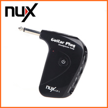 NUX GP-1 Portable Electric Guitar Amplifier Amp Mini Headphone Amp Built-in Distortion Effect Top Quality