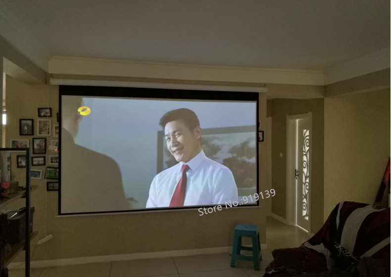100 inch electric screen pic 24