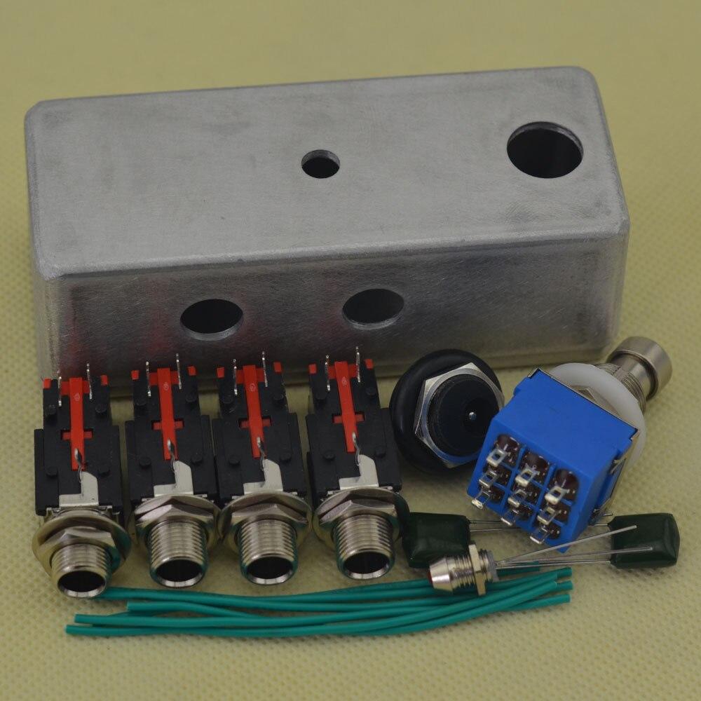 DIY True-Bypass Looper Effect Pedal Guitar Effect Pedal Looper Switcher true  bypass guitar pedal