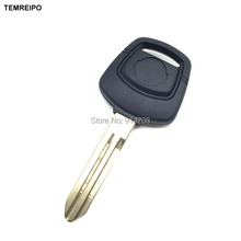 TEMREIPO 20pieces/lot Car Transponder Chip Key For Nissan Key Shells Fobs Replacements With Logo