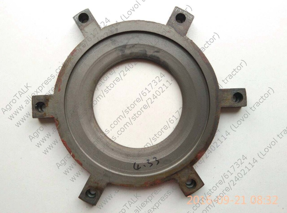 JINMA 304-504, the main clutch pressure plate (10 inch), part  number: 304.21S.119<br>
