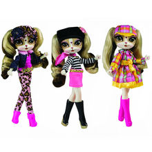 Fashion Action Figure Princess Pinkie Cooper Travel Pinkie Collection Doll Best Gift for Girl