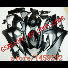 Injection Hot sales For GSX-R 1000 2005-2006 ABS Fairing A GSXR1000 2005 2006 05 06 GSXR 1000 K5 mold Black Ning(China)