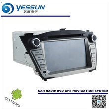 Car Android Navigation System For Hyundai ix35 2009~2015 - Radio Stereo CD DVD Player GPS Navi BT HD Screen Multimedia
