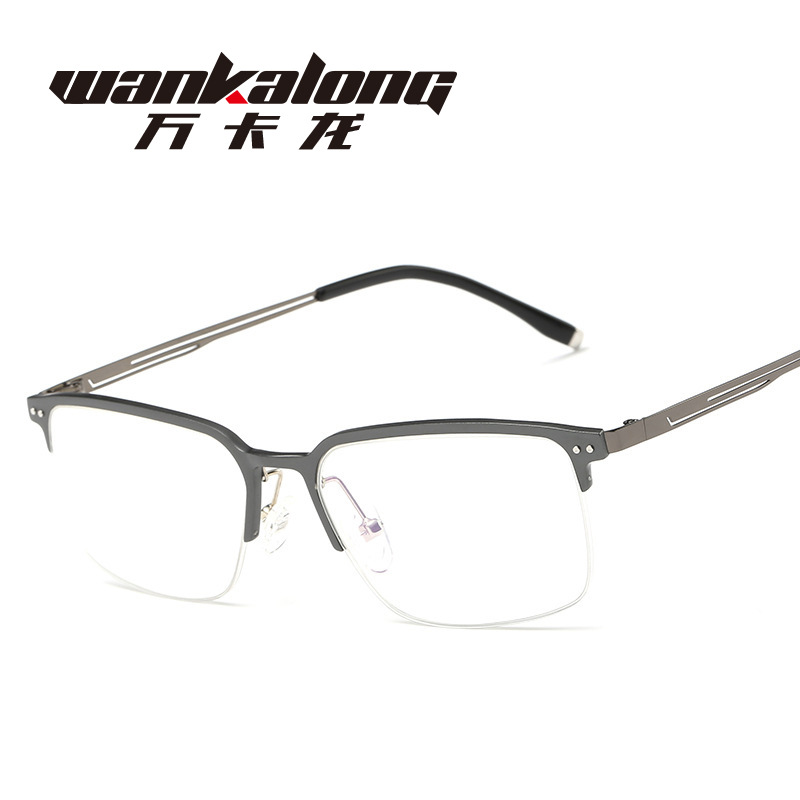 The new prescription glasses frame Men and women general contracted wholesale optical match myopia glasses frame 2908<br><br>Aliexpress