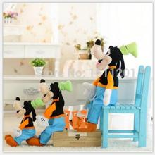 Free Shipping 28CM Plush Toy Stuffed Toy ,Super Quality Goofy Dog, Goofy Toy Lovey Cute Doll Gift for Children