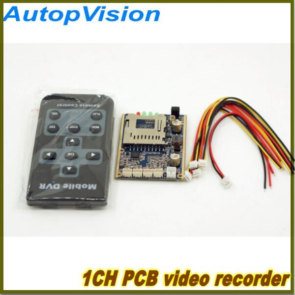 car dvr board factory with remote controller<br>