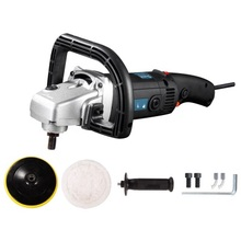 220V,1000W Auto disc polisher, car polishing machine, disc sander(China)