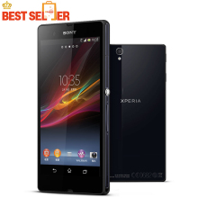 L36h Original Unlocked Sony Xperia Z L36h Mobile phone Android 3G/4G Wifi GPS 13MP Camera Quad Core 2GB RAM/16GB ROM NFC
