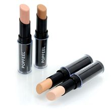 Single Head Concealer Face Foundation Makeup Natural Cream Concealer Pen Highlight Contour Pen Stick