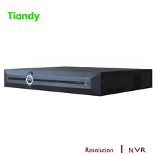 Tiandy 40CH H.264/H.265 NVR TC-NR5040M7-S4 1080P Support SD hybrid access and 4pc HDMI VGA 8T Hard Disk Network Video Recorder