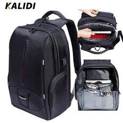 Мужской 17,3-дюймовый водонепроницаемый рюкзак для ноутбука