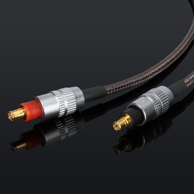 OCC silver plated Upgrade Cable For audio technica ATH-SR9 ATH-ES750 ATH-ESW950 ATH-ESW990H ESW990