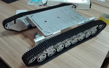 T800 4WD Metal Wall-E Tank Track Caterpillar Chassis aluminium alloy(China)