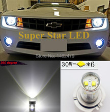 P13W Super Bright  High Power  for Cree Chips  LED Bulbs DRL For 2010 Up Chevy Camaro daytime running lights and fog lights