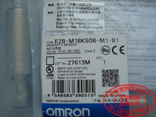 Omron Proximity Switch Sensor E2B-M18KS08-M1-B1 PNP NO   New High Quality  Warranty For One Year