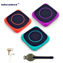 Idealist 4GB MP3 Ultrathin Mini MP3 Clip Music Player Sport MP3 Player Mini Clip Design Digital LED Light Flash Music Player