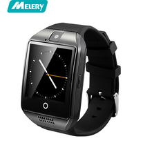 Bluetooth Smart Watch Apro Q18s Support NFC SIM GSM Video camera Support Android/IOS Mobile phone pk GT08 GV18 U8(China)