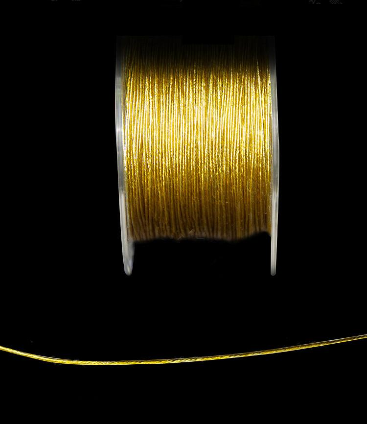 7N single crystal copper freezer gold plated headphone upgrade line 0.6mm/22core PUR insulation material 1meter