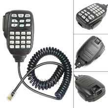Portable 8 Pin Microphone Mic PTT DTMF HM-133 For ICOM Mobile Radio ID-800H ID-880H CB Transceiver IC-E880 IC-2720H IC-2725E(China)