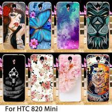 TAOYUNXI Soft Smartphone Cases HTC Desire 620G HTC Desire 820 Mini D820mu Dual Sim 820mini 620 G Case Hard Cover Bags