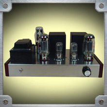 KT88 single end Class A vacuum valve tube amplifiers kits audio amplifier DIY