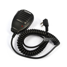 Original Baofeng UV5R Handheld Microphone Portable Headset Walkie Talkie Accessories For Baofeng UV-5R Radio Communicator