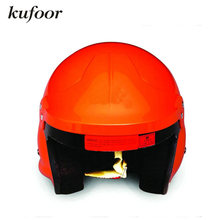 FIA8858-2010 Standard Glossy Orange Fiberglass Auto Racing Helmet/Rally Race Helmet/Motorcycle Racing Helmet