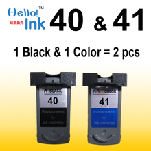 Buy Canon PG40 CL41 ink cartridges, PG-40 CL-41 FOR Canon iP1600 / IP1700 / IP1800 FOR Canon PG 40 CL41 MP140 MP160 MP180 MP190 for $18.99 in AliExpress store