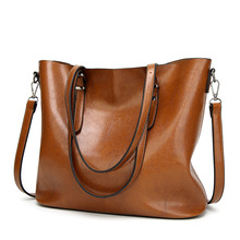 Leather Bags Ladies Shoulder Women Handbags Casual Tote High Quality Crossbody Large Capacity Female Fashion bolsa
