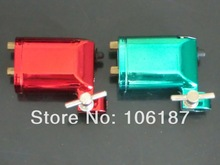 2PCS Top Red  Green Rotary Motor Tattoo Machine Guns Shader Liner  Big Sale Rotary Tattoo Machine Gun Equipment Tattoo Supply
