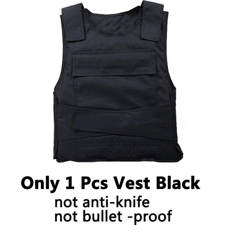 CCGK Bulletproof vest NIJ IIIA Soft Body Armor Kevlar Aramid Protect life safety The Actual War Military Protective clothing 1
