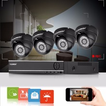 Security Kit home security CCTV recording system 8CH 1080N CCTV kits Onvif DVR CCTV DIY kits Outdoor 2000TVL  Camera