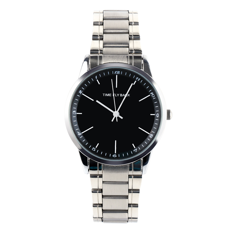 Brand Time Story Anti-clockwise Classic Fashion Quartz Watch Men Casual Business Wrist watches Stainless Steel Strap Waterproof<br>