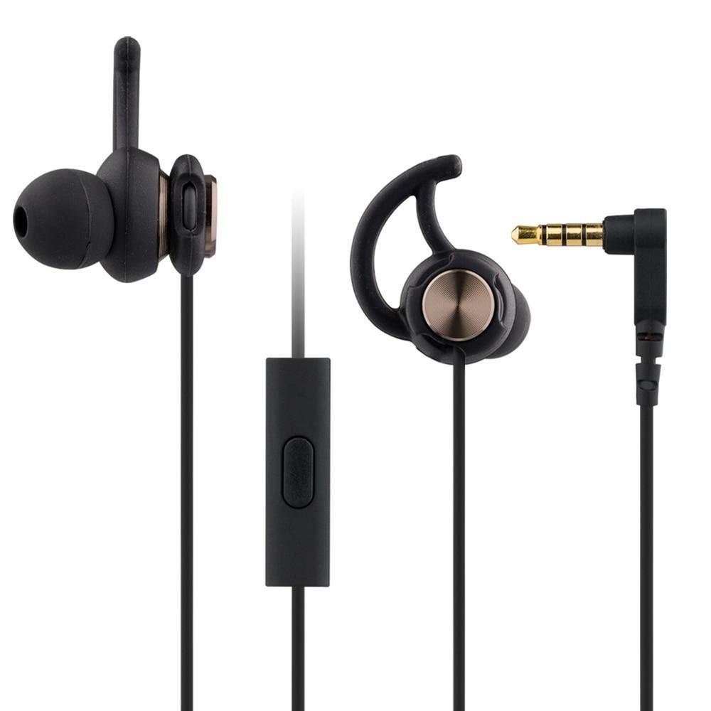 Gevo GV2 Gvoears In-Ear earphones With Microphone Performance Sports In-Ear Stereo earphone High fidelity Earphones<br><br>Aliexpress