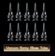 10 PCS Gourd Shape Ventouse Glass Tube Vacuum Spray Beauty Replacements(China)