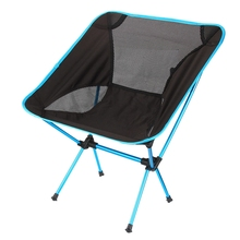 Ultra Light Folding Fishing Chair Seat for Outdoor Camping Leisure Picnic Beach Chair Other Fishing Tools(China)