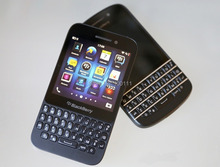 IN Stock &100% Original BlackBerry Q5 Qwerty keyboard 16GB ROM 5MP+2MPcamera 2G/3G/4G Dual core cell phones(Hong Kong)