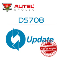 [Autel Distributor] Top 2017 Original Autel MaxiDAS DS708 Scanner Update Autel DS708 One Year free Update Fee Only for DS708