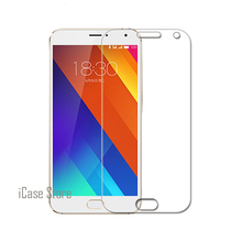 Anti-Scratch Explosion Proof Cheap Best 2.5D 0.26mm 9H Hardness Hard Phone Front Tempered Glass Verre For Meizu M3s 5.0