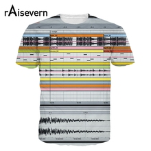New Fashion Ableton Live T-Shirt 3D Sexy Tee Tops Bedroom DJs Popular Music Production Software All-Over Print T Shirt Dropship