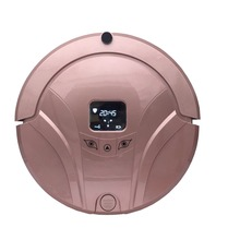 FR-FOX Robot Vacuum Cleaner House Carpet Floor Anti Collision Anti Fall,Self Charge,Remote Control,Auto Clean,Time schedule(China)